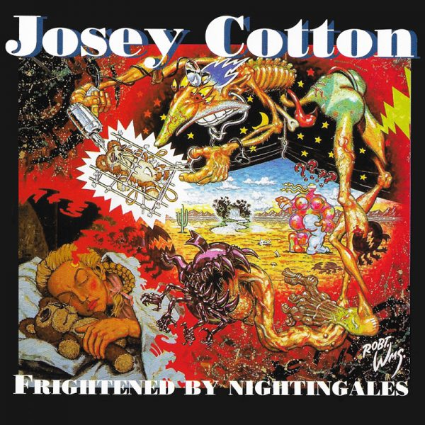 Frightened By Nightingales by Josey Cotton