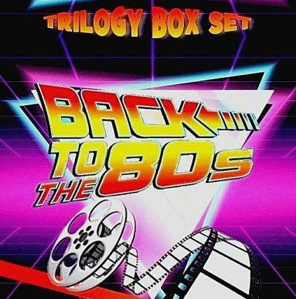 Back to the 80s, 6 CD set, Trilogy Box Set, Josie Cotton