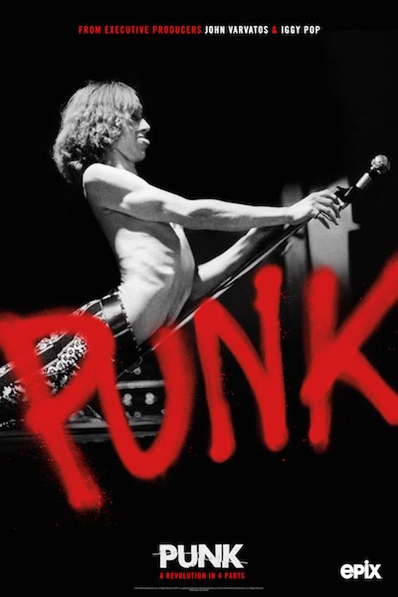 Punk Premiere Red Carpet Epix TV, Josie Cotton