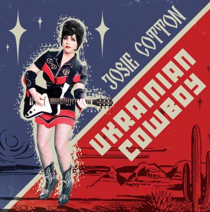 Ukrainian Cowboy by Josie Cotton